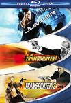 Action 3-Pack: Transporter-Transporter 2-Jumper Poster