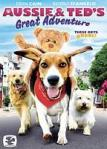 Aussie & Ted's Great Adventure Poster
